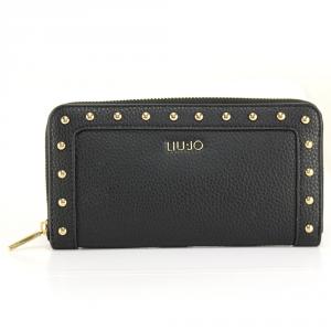 Portefeuille pour femme Liu Jo COMASINA N68174 E0064 NERO