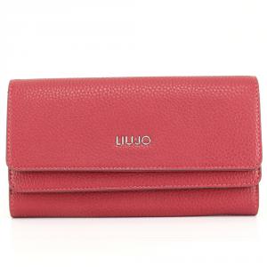Portefeuille pour femme Liu Jo ISOLA N68178 E0033 RED