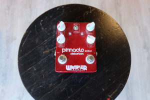 USATO! PEDALE DISTORSIONE WAMPLER PINNACLE DISTORTION LIMITED