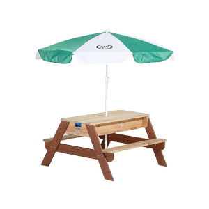 Tavolo Picnic e gioco Sand/Water in legno NICK di AXI