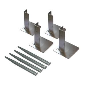 Set di ancoraggio per casette con piattaforma di AXI