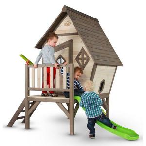 Casetta per Bambini in Legno Cabin XL SUNNY