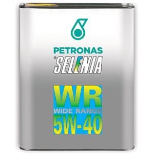Olio motore Selenia WR 5W40