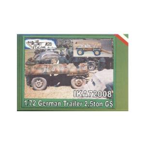 GERMAN TRAILER 2,5TON GS