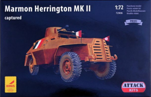 Marmon Herrington Mk.II - captured