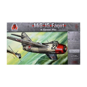 MIG-15 FAGOT IN KOREAN WAR