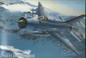MiG-21 SMT HUMPBACK