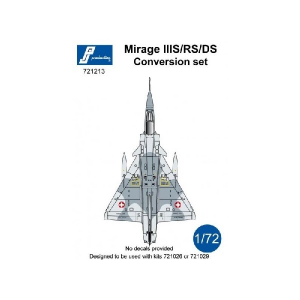 MIRAGE IIIS/RS/DS