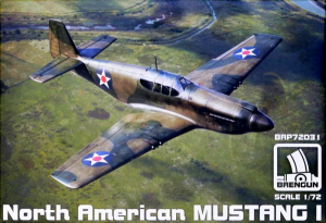 North American MUSTANG I