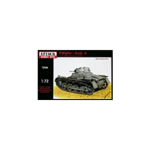 PZKPFW/ AUSF.A - LATE PRO