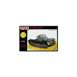 PZKPFW/ AUSF.A - LATE