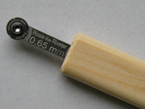 Rosie the Riveter 0.65mm (for 1/48)