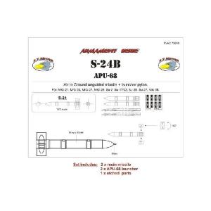 S-24B + APU-68