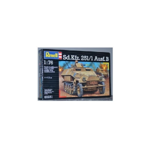 SD.KFZ. 251/1 AUSF.B