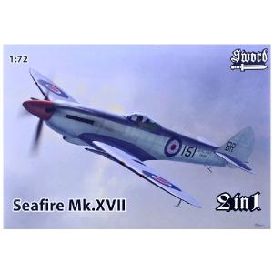 SEAFIRE MK.XVII