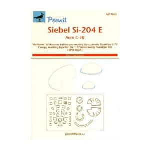 SIEBEL SI-204E/AERO C-3B