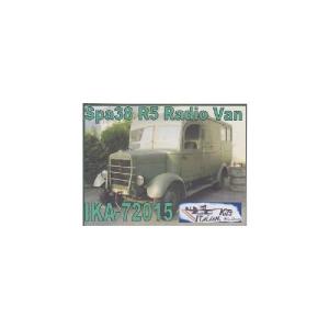 SPA 38 R5 RADIO FURGONE /