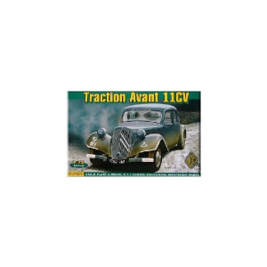 STAFF CAR TRACTION 11CV