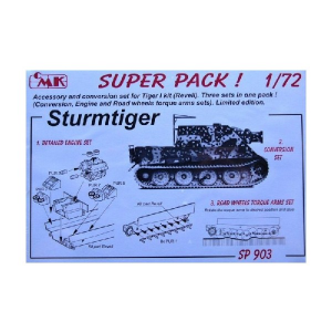 STURMTIGER FOR REVELL (3-IN-1)