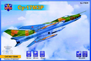 Sukhoi Su-17M3R Reconn. fighter with KKR pod