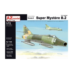 SUPER MYSTERE B2