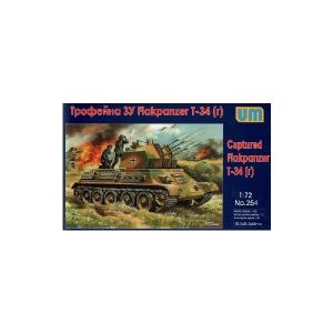 T-34(R) CAPTURED FLAKPANZER