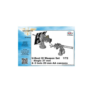 U-BOOT IX WEAPON SET