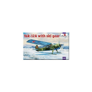YAK 12A WITH SKI GEAR