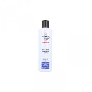 Nioxin System 6 Shampoo Volumizing Very Weak Fine Hair Chemically Treated Hair 300ml