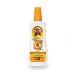 Australian Gold Sunscreen Spf6 Spray Gel 237ml