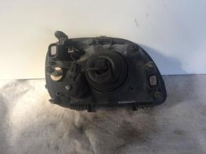 Proiettore faro anteriore sinistro sx usato originale Nissan Micra 1998>