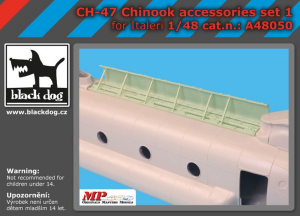 CH-47 Chinook accessories set no.1 (ITALERI)