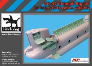 CH-47 Chinook big set (ITALERI)