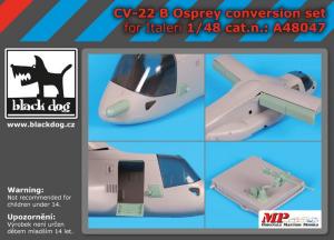 CV-22 B Osprey conversion set (ITALERI)
