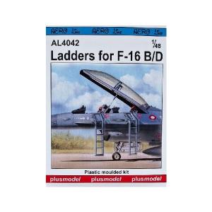 F-16 B/D