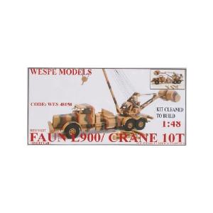 FAUN L900/ CRANE 10T