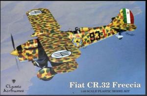 Fiat Cr.32 Freccia
