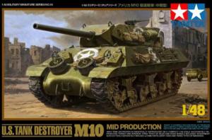 M-10 US TANK DESTROYER