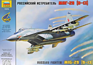 MiG-29 (9-13) Russian Fighter