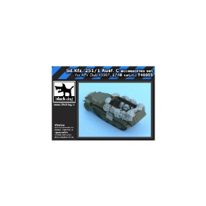 SD.KFZ. 251/1 AUSF.C ACCE