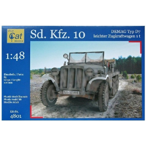 SD.KFZ.10 DEMAG TYP D7