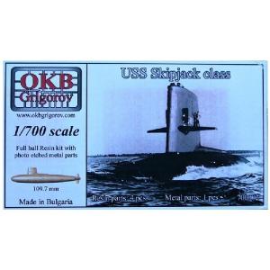USS SKIPJACK CLASS