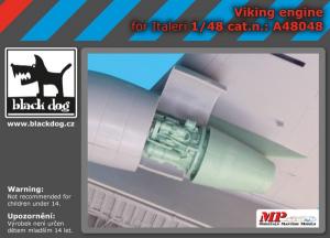 Viking engine (ITALERI)