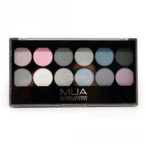 MUA - Starry Night Palette - 12 Teintes