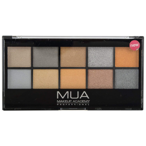 MUA - Going for Gold - 12 Teintes