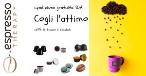 100 capsule compatibili A Modo Mio mix a scelta di tè tisane e solubili-cogli l'attimo