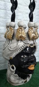 Candelabro testa di moro VERUS