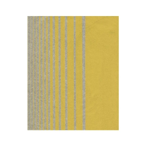YELLOW STRIPES. ASSORTED SIZES (DRY RUB DOWN)