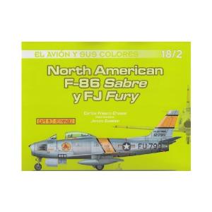F-86 SABRE Y FJ FURY