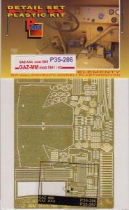 GAZ AAA mod 1943 GAZ MM mod 1941/43 MiniArt